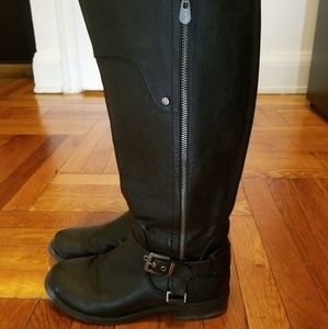 Guess Wide Calf Boots